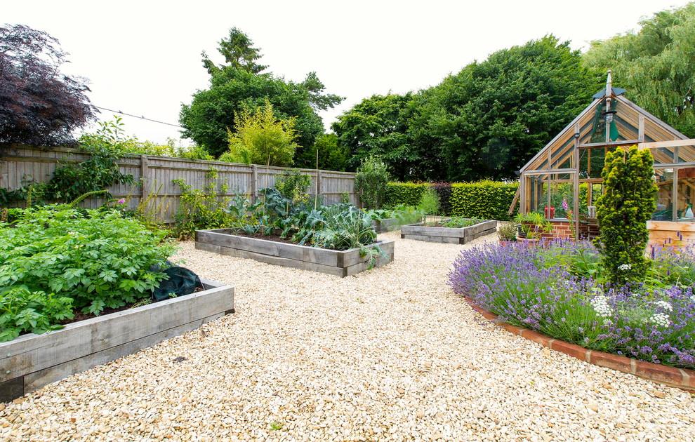 Complete Garden Makeover, Wallingford - Farmhouse ...
