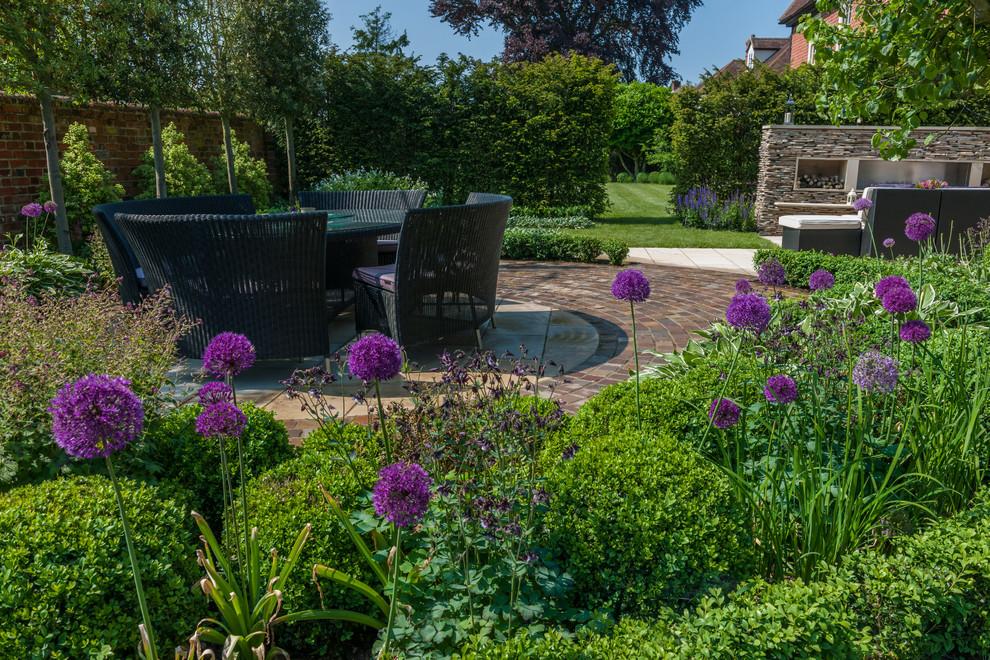 Contemporary Country Garden Essex by Aralia - Contemporary ...