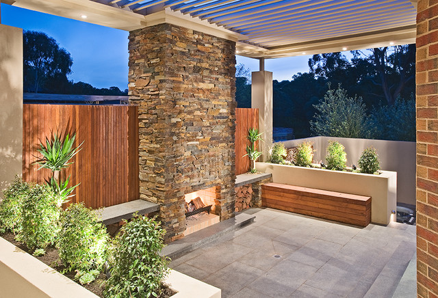 Creative Outdoor Solutions contemporary-landscape