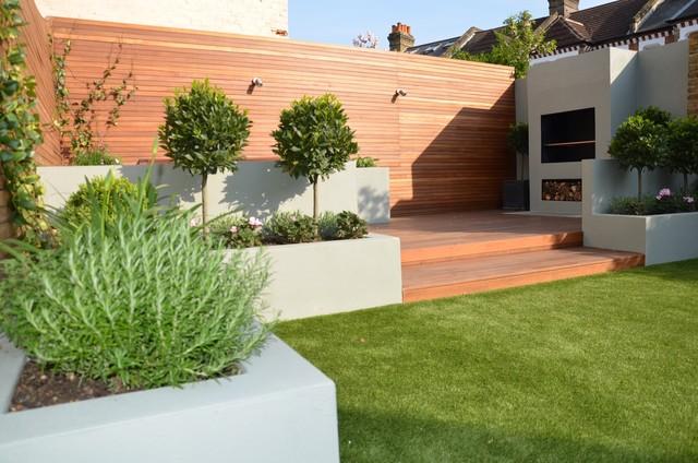 Contemporary Garden Design London Contemporary Garden