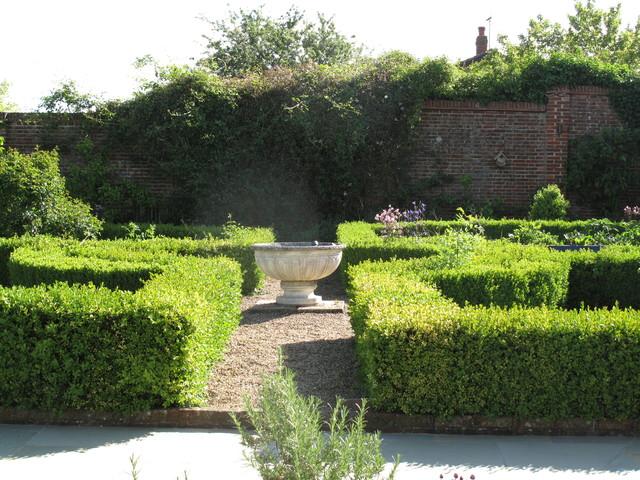 Landscape Garden Surrey : Country garden surrey contemporary landscape