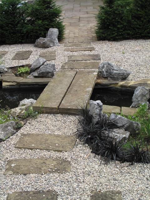 Landscape Garden Surrey : Country house garden godalming surrey traditional
