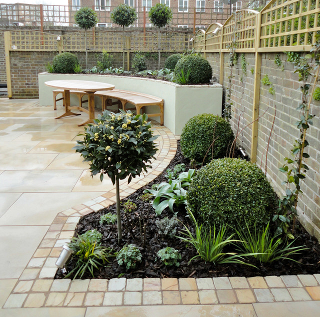 Pictures Of Landscape Gardening Ealing