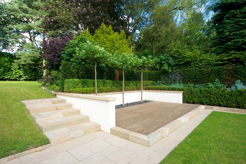 Perfect Contemporary Landscape By East Anglia Landscape Architects U0026 Garden  Designers Rosemary Coldstream Garden Design Limited