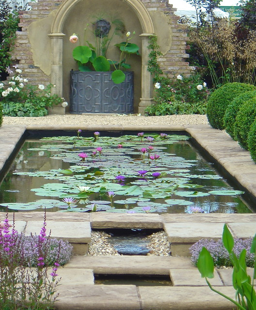 Formal Ponds Traditional Landscape Other By