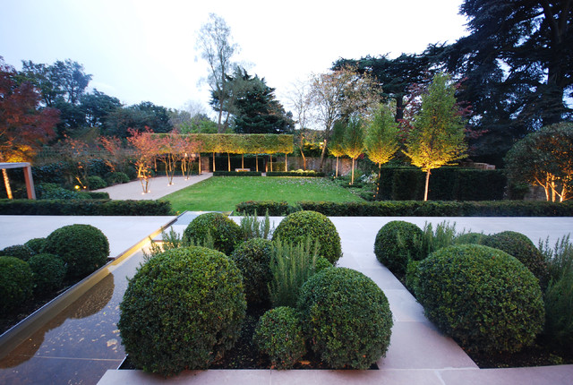 Buxus Ball Box Ball Garden Design Ideas Renovations Photos with