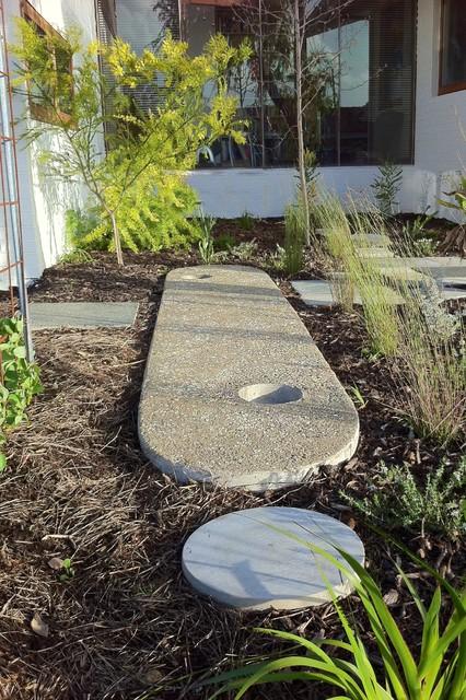 Fremantle coastal garden beach style landscape perth for Garden design perth