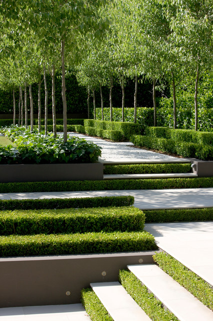 French gardens for Top garden designers