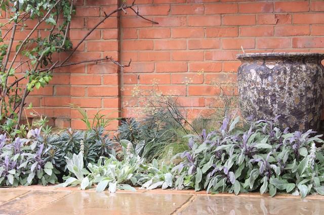 Game Keepers Cottage Garden Design contemporary-landscape