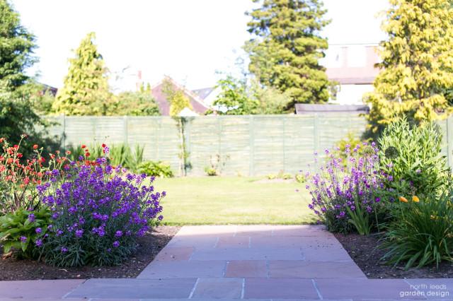 Garden design in adel for Landscape design leeds