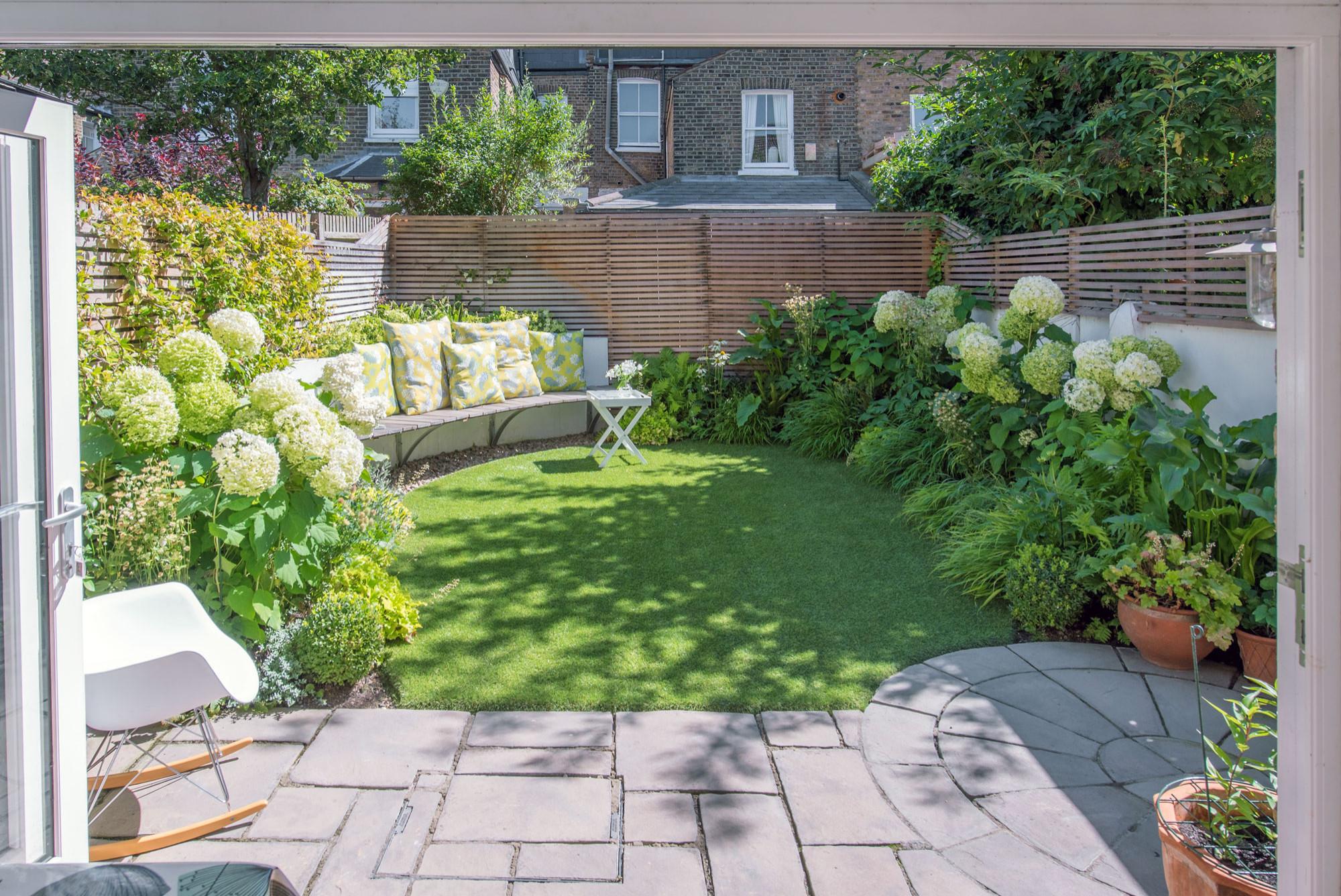 20 of the Best Small Urban Garden Ideas   Houzz UK