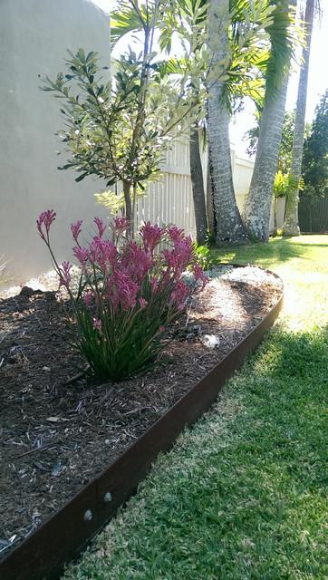 Garden Edging Contemporary Landscape