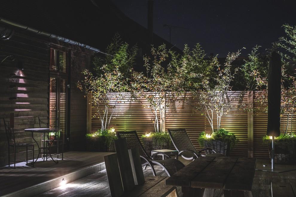 Garden for a barn conversion - Contemporary - Landscape ...