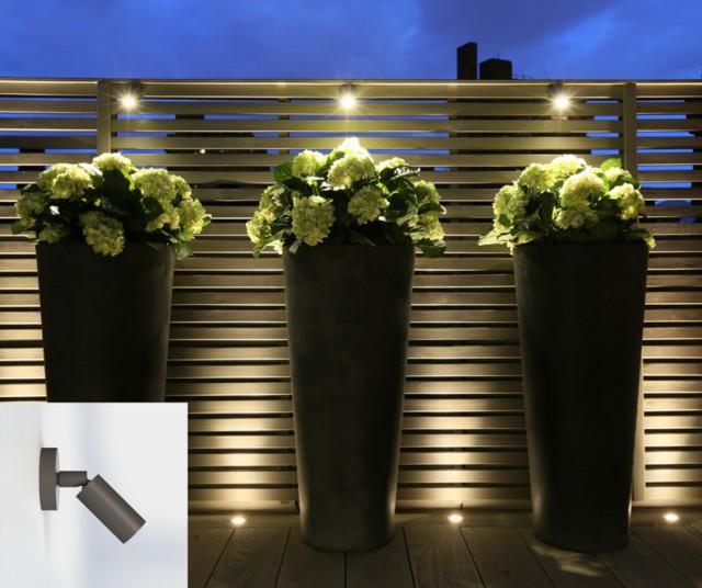 Garden Lighting Contemporary