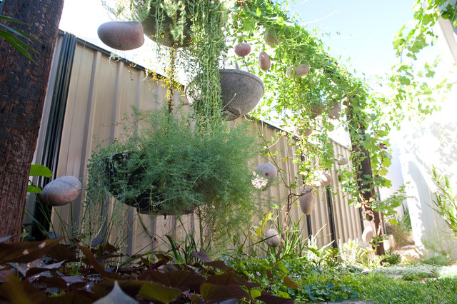 Garden Screens Fremantle Eclectic Garden Perth by