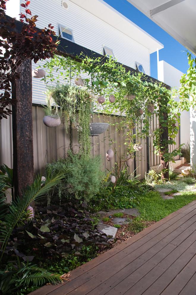 Garden Screens Fremantle - Eclectic - Landscape - Perth ...