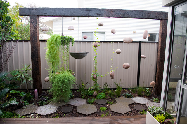Garden Design Perth garden screens fremantle - eclectic - landscape - perth -