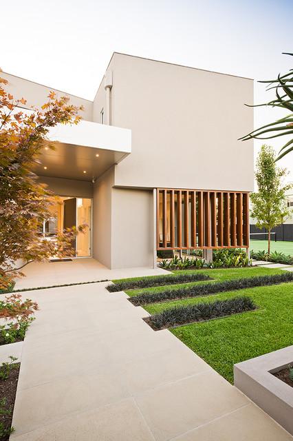 Garrell Street - COS Design contemporary-landscape