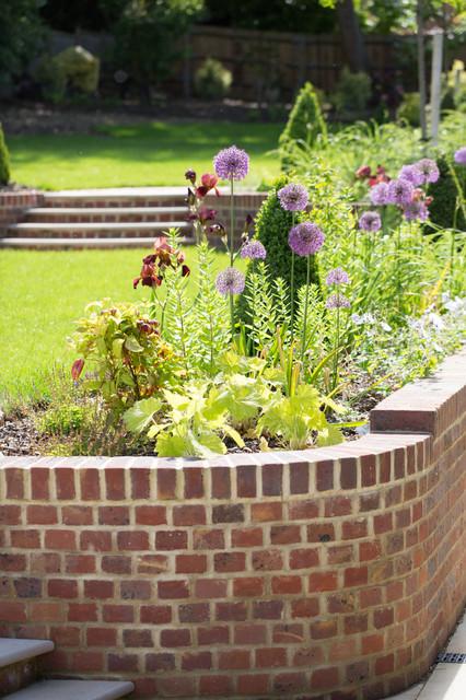 Harpenden Garden - Traditional - Garden - Hertfordshire ...