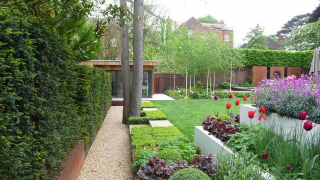 Highgate Garden Design N6 Contemporary Garden