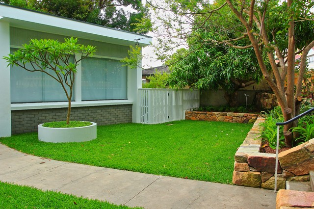 Hunters Hill traditional-landscape