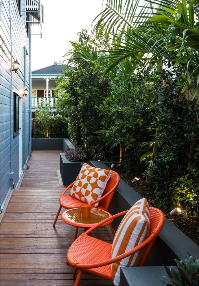 Inner Brisbane Retreat - Tropical - Landscape - Brisbane ...