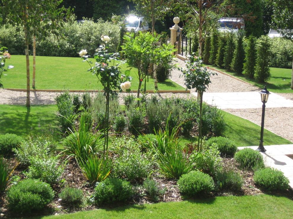 Ivy Hill Hotel - Traditional - Landscape - Hertfordshire ...