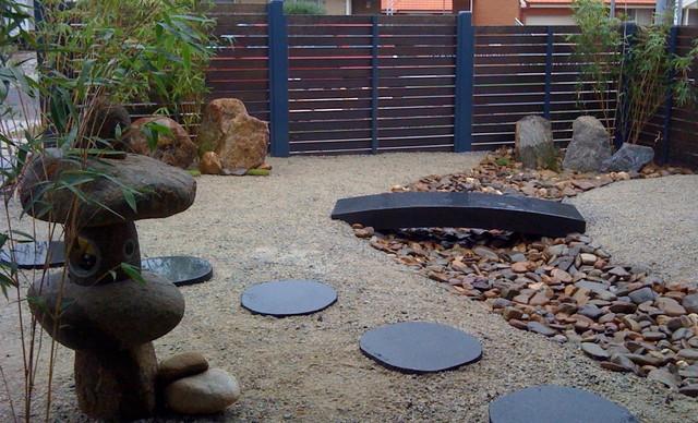 Karesansui Style Garden Asian Landscape Melbourne