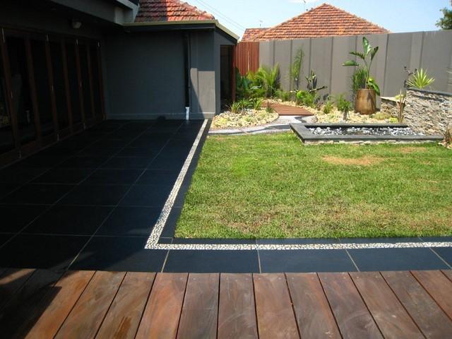 Landscape - Port Melbourne contemporary-landscape