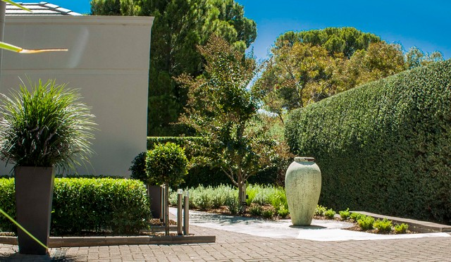 Landscaping traditional garden adelaide by mr b 39 s for Landscape design and construction adelaide