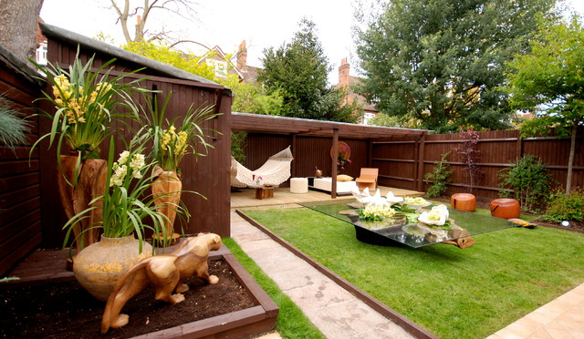 ... Garden Design With London House With Landscapes Ideas From Houzz.com