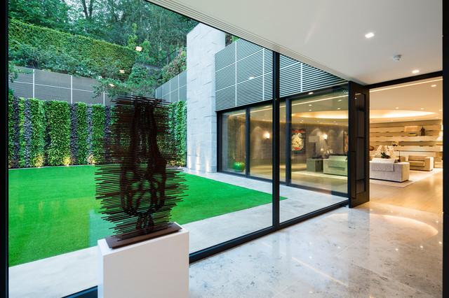 Luxury House Hampstead Modern Garden London By
