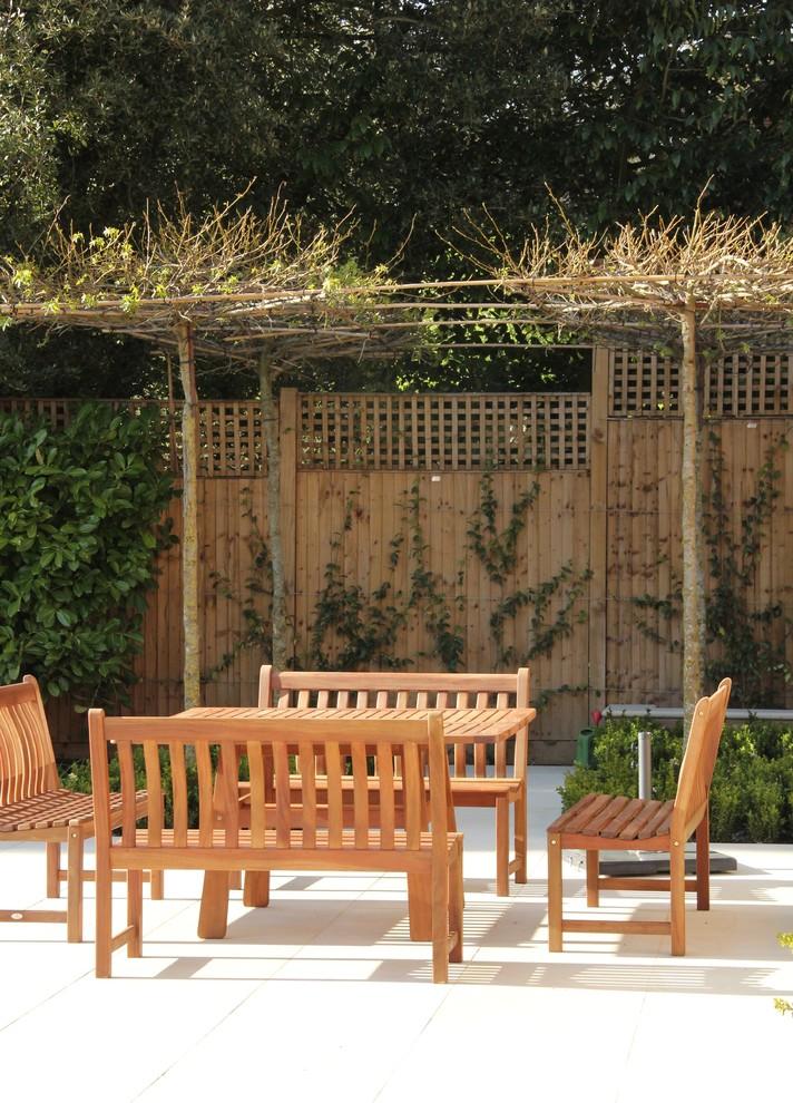Luxury New Build Garden Design in Harpenden - Contemporary ...
