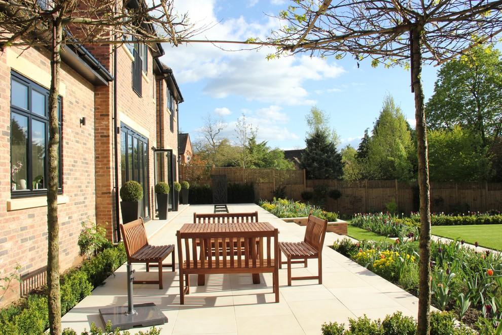 Luxury New Build Garden Design Project in Harpenden ...