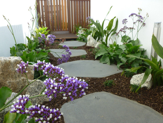 Garden Ideas Melbourne Melbourne beachside garden beach style garden melbourne by melbourne beachside garden beach style garden workwithnaturefo