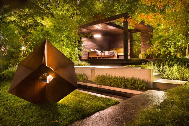 Melbourne Flower Garden Show 2014 Contemporary Landscape