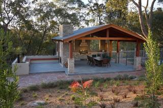 Middle dural 2 contemporary garden sydney by dean - Como hacer una caseta de obra ...