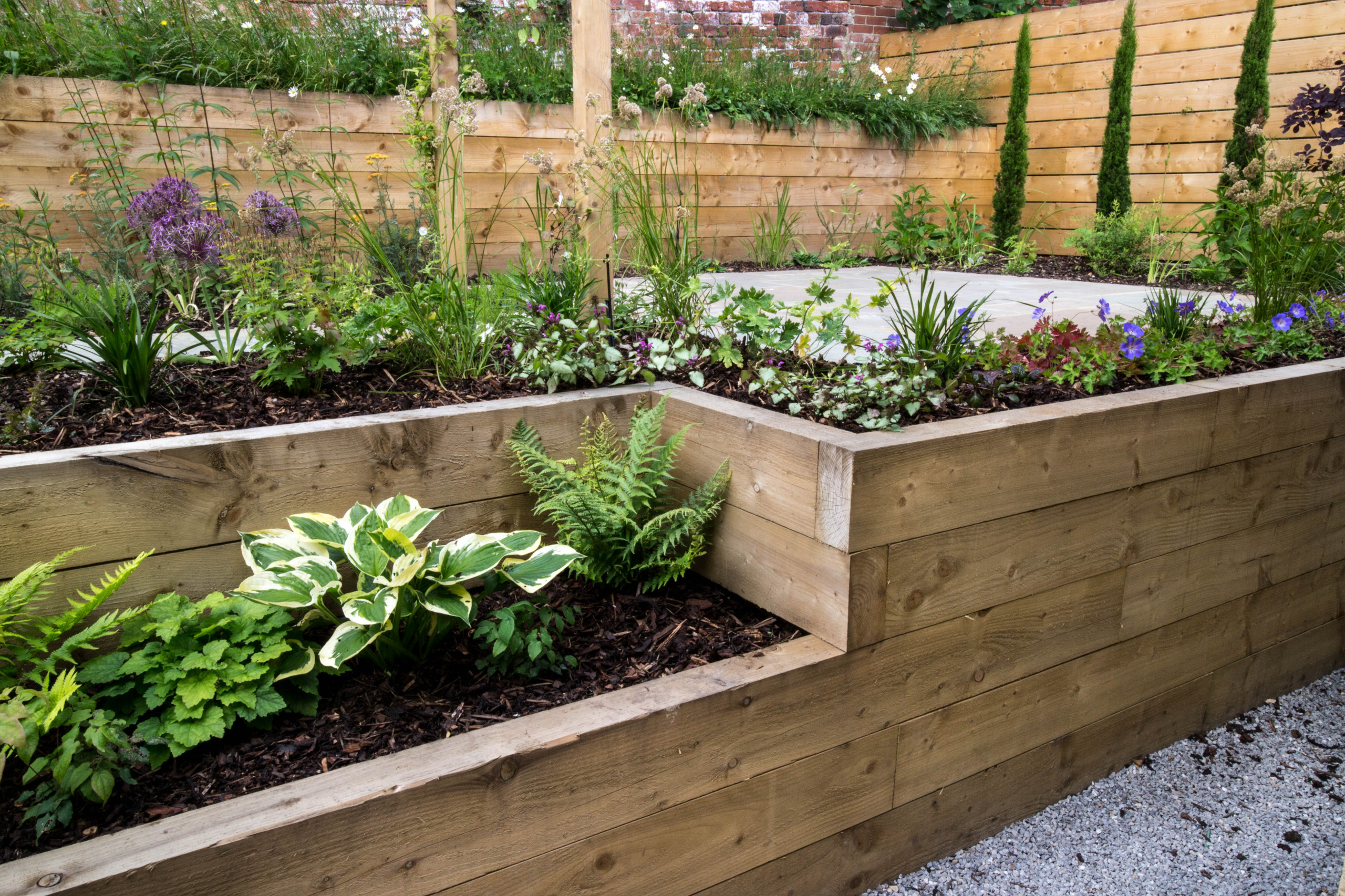 75 Beautiful Contemporary Raised Garden Bed Pictures Ideas February 2021 Houzz