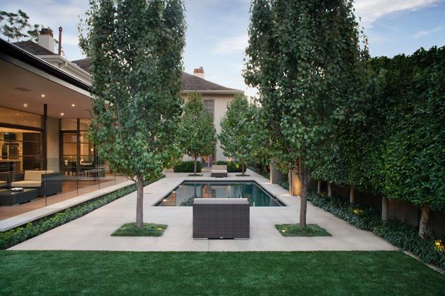 Modern Landscape Modern Landscape Melbourne