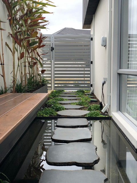 Mt Claremont Rochdale - Contemporary - Garden - Perth - by Project