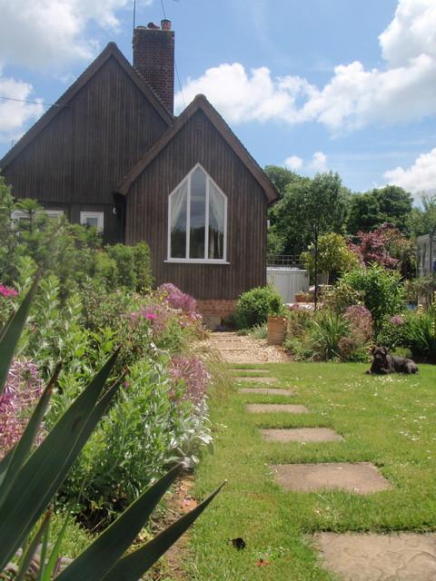 The Garden Maturing...