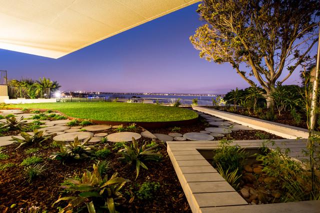 Nedlands Garden Contemporary Landscape Perth by