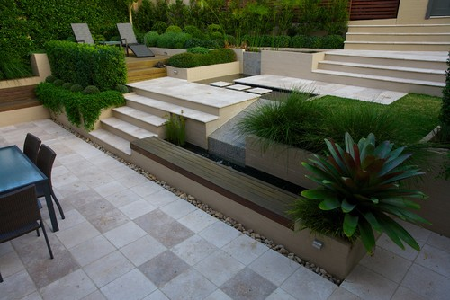Decking ideas for Modern garden decking designs