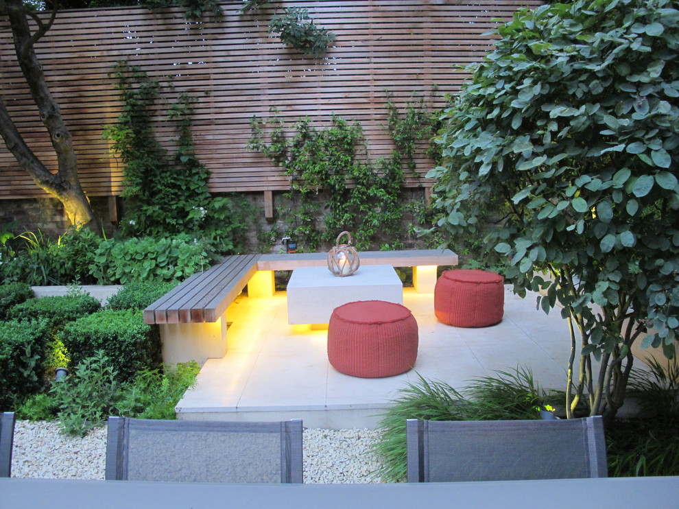 Notting Hill Garden Contemporary Landscape London By Charlotte Rowe Garden Design
