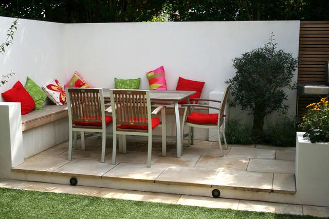 Outdoor Relaxation Zone The Garden Builders Battersea