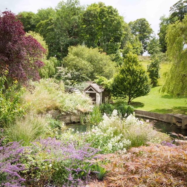 Oxfordshire traditional garden london by jonathan for Garden design oxfordshire