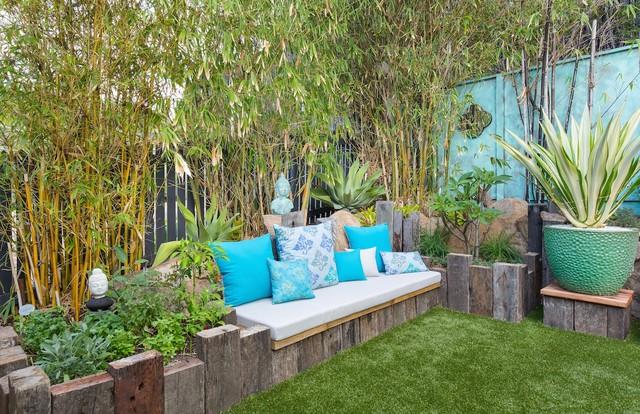 Paddington - Courtyard - Eclectic - Garden - Brisbane - by ...