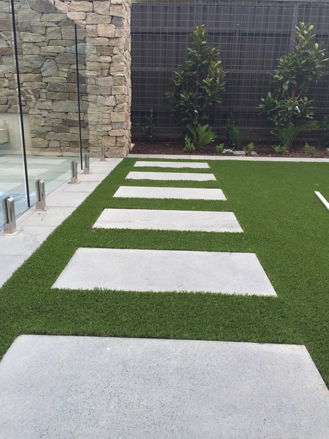 Paynemham courtyards for Courtyard landscaping adelaide