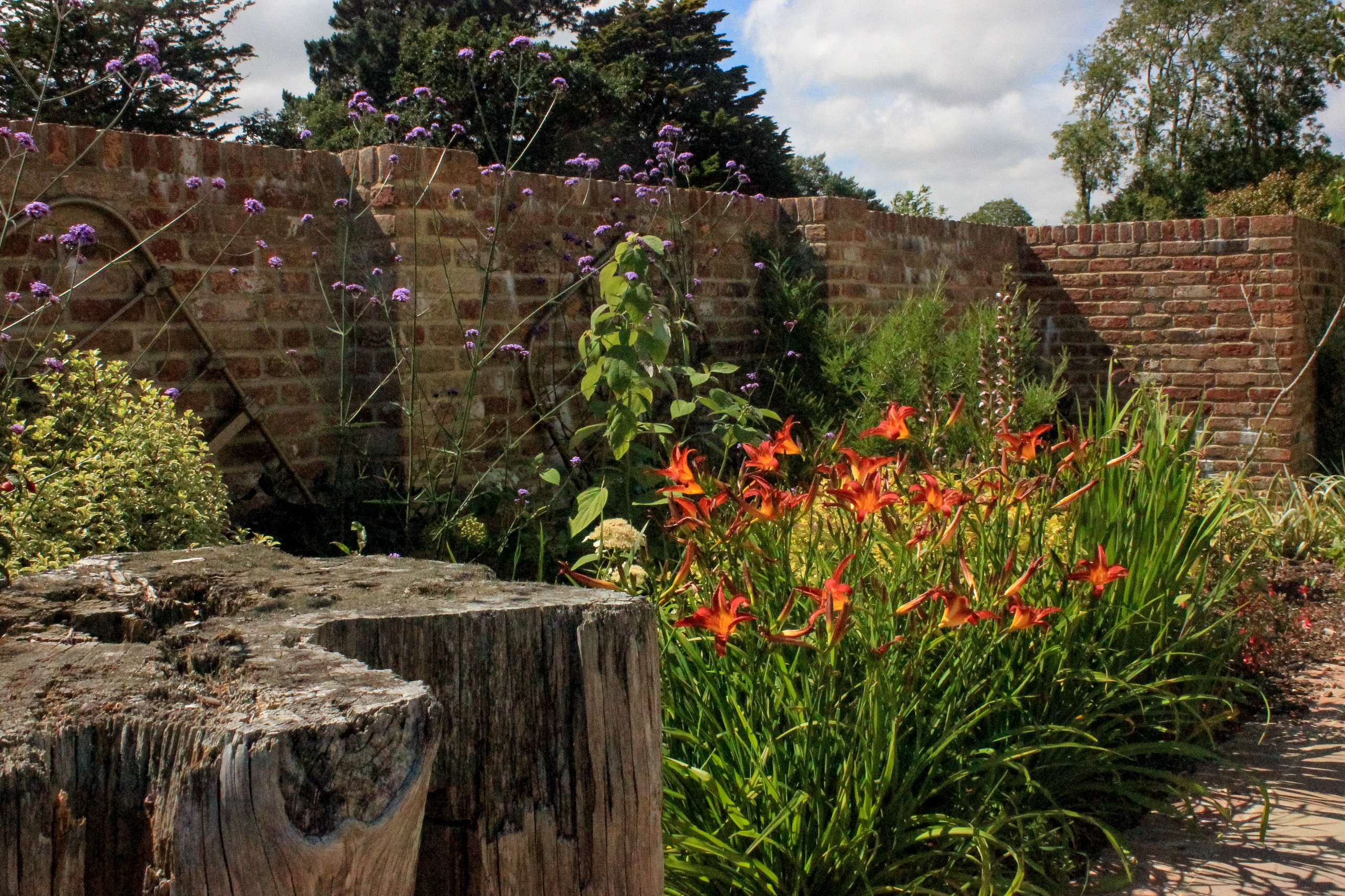 Peace To Eat – A Rural Windswept Garden With Magnificent Views