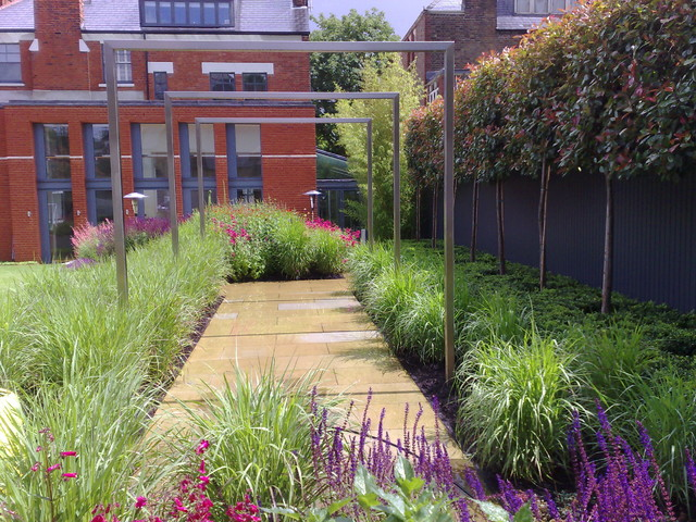 Perennial Planting Contemporary Landscape Other